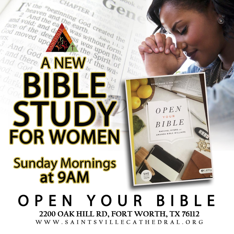 Bible study fellowship singles Topical Bible Studies